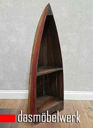 Dasmöbelwerk Bootsregal Bali Dekoregal Shabby
